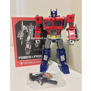 (In Stock) Hasbro Generations, POTP Power Of The Primes, Optimus Prime / Orion Pax (w/o box)