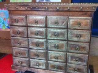 百子木櫃不知什麼木料舊物