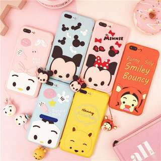 Cute Disney Cartoon Phone Case