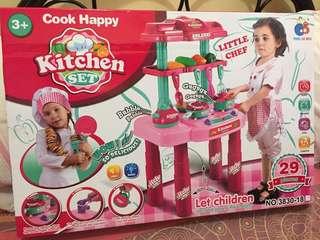 Kitchen Set w/ FREE teapot set