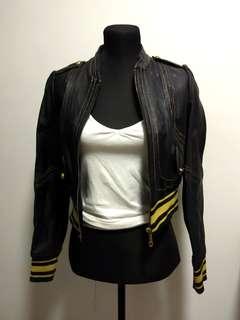 🚩🚩🚩 50% OFF Leather Jacket