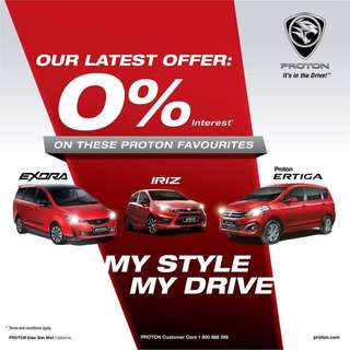 Proton New Offer