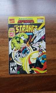 Dr strange annual #2