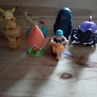 Happy Meal Toys 17 (Assorted)