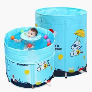 Baby swimming pool almost new