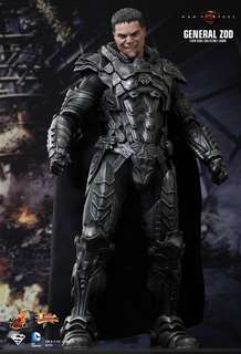 HotToys : Man of Steel - General Zod 1/6th scale Collectible Figure