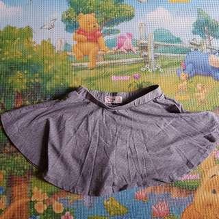 Skirt with inner shorts