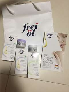 Frei OL skincare and shaping oil