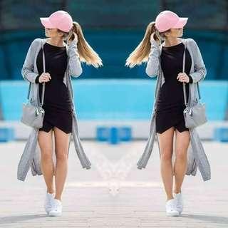 2in1set dress+blazer 💰390 💥Cotton 💥🆓size fits up to semi large *sc SATURDAY-CUTOFF SUNDAY-PICKUP MONDAY-SHIPPING