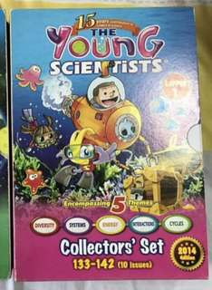 Young Scientists Level 1 (2014)