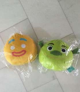 Dreamworks kou kou collectible bite sized buddies plush