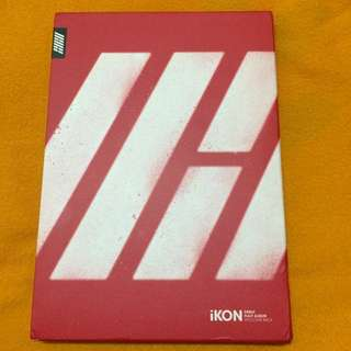 iKON Debut Half Album Welcome Back
