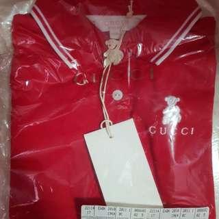 Gucci polo tee