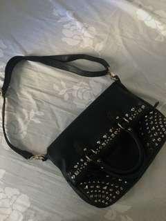 Authentic Aldo Studded bag