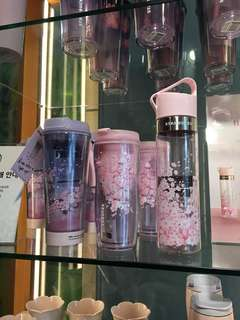 Starbucks Tumblers (Korea)