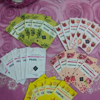 Mask sheet  etude house