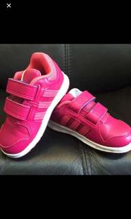 Adidas Shoe For Gals (kids)