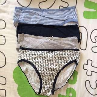 Take all Uniqlo bikini underwear
