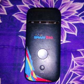 Smartbro 3G pocket wifi