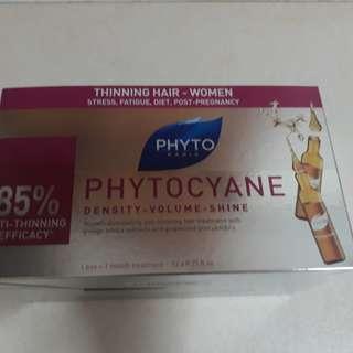 Phytocyane Women Hairloss Treatment with 85% Anti Thinning Efficacy