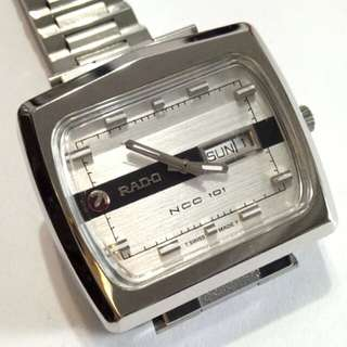 RADO NCC 101 Automatic Watch