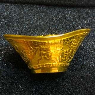 Gold Ingot 23K