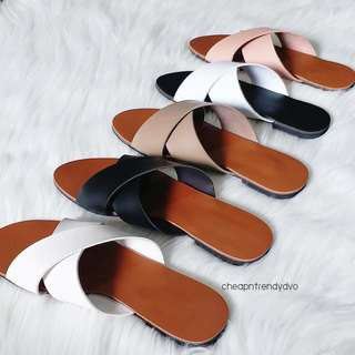 Slip Ons Synthetic Leather