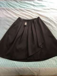 Gemma Full Midi Wrap Skirt
