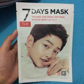 Forencos 7 Days Mask Tuesday