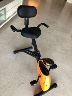 Fitness Concept Stationary bicycle