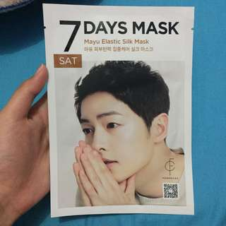 Forencos 7 Days Mask Saturday