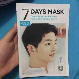 Forencos 7 Days Mask Wednesday