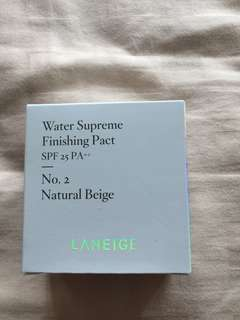 Laneige pressed powder (new n unused)