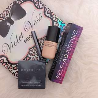 Makeup Bundle (PLS READ DESCRIPTION)