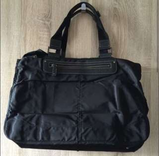 Agnes B Black Travel Bag