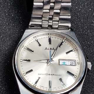 Vintage Alba watch