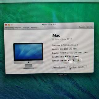 Apple impac 21.5 for sale