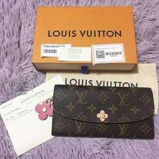 Louis Vuitton Limited Edition Emillie Flower