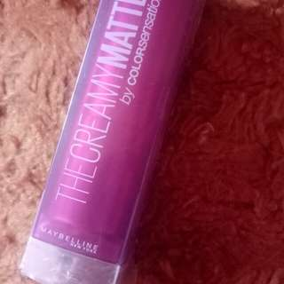 Maybelline the creamymattes MPK04