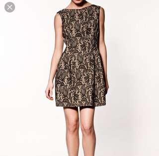 Zara Tulip dress