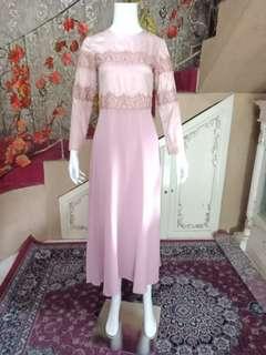Dress brocat