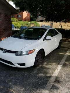 2007 Honda Civic 4 Sale