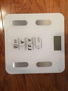 Body fat scale (until April 30)