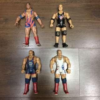 Jakks Pacific WWE Kurt Angle Set