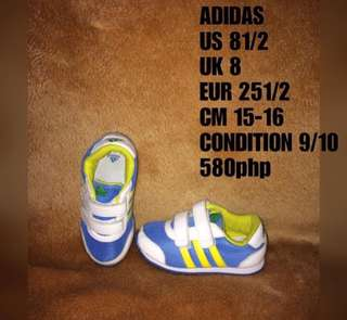 Adidas toddler
