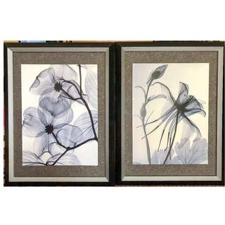 Flower pictures - can sell as set or separately