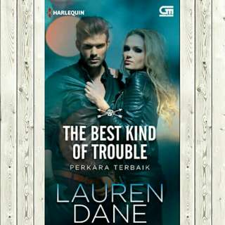 ebook - the best kind of trouble