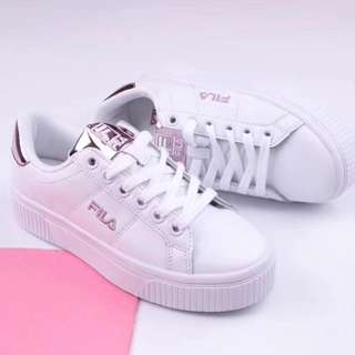 FILA Court Deluxe VC 松糕鞋 增高4CM