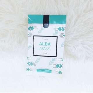 Alba Mask - Masker jerawat