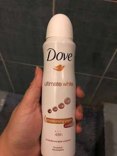 Dove Ultimate White 2 for 320 free Shipping!